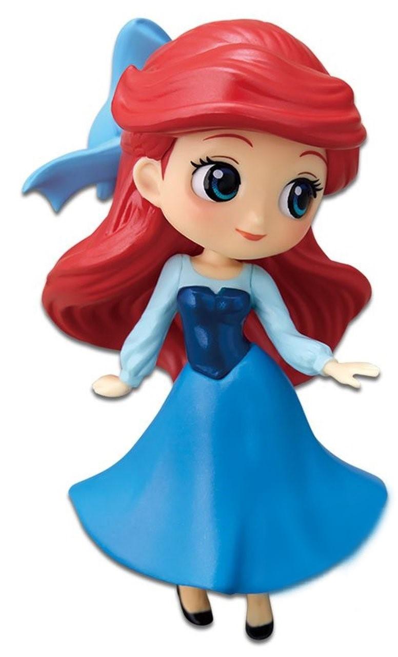 Фигурка Q Posket Petit Disney Character: The Little Mermaid – Ariel Version B