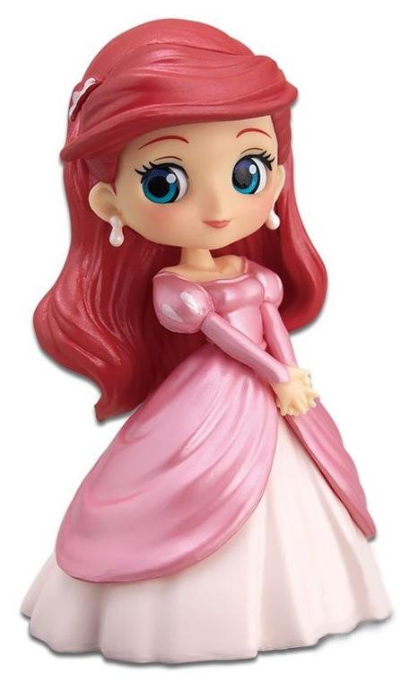 Фигурка Q Posket Petit Disney Character: The Little Mermaid – Ariel Version C