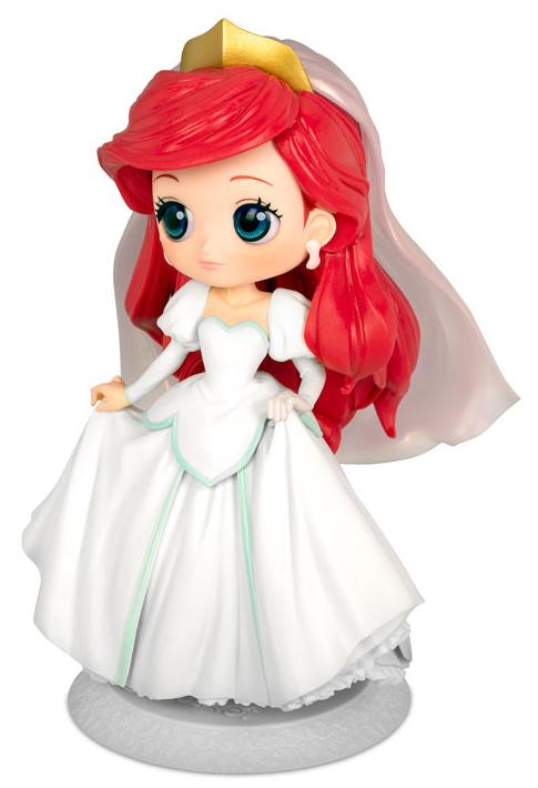 Фото - Фигурка Q Posket Petit Disney Character: The Little Mermaid – Ariel Version E the little mermaid