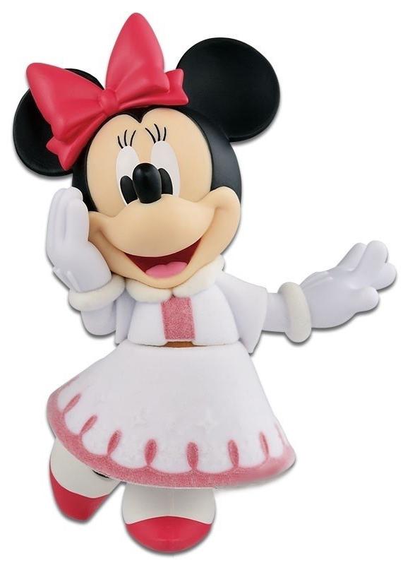Фигурка Fluffy Puffy Disney: Mickey & Minnie –
