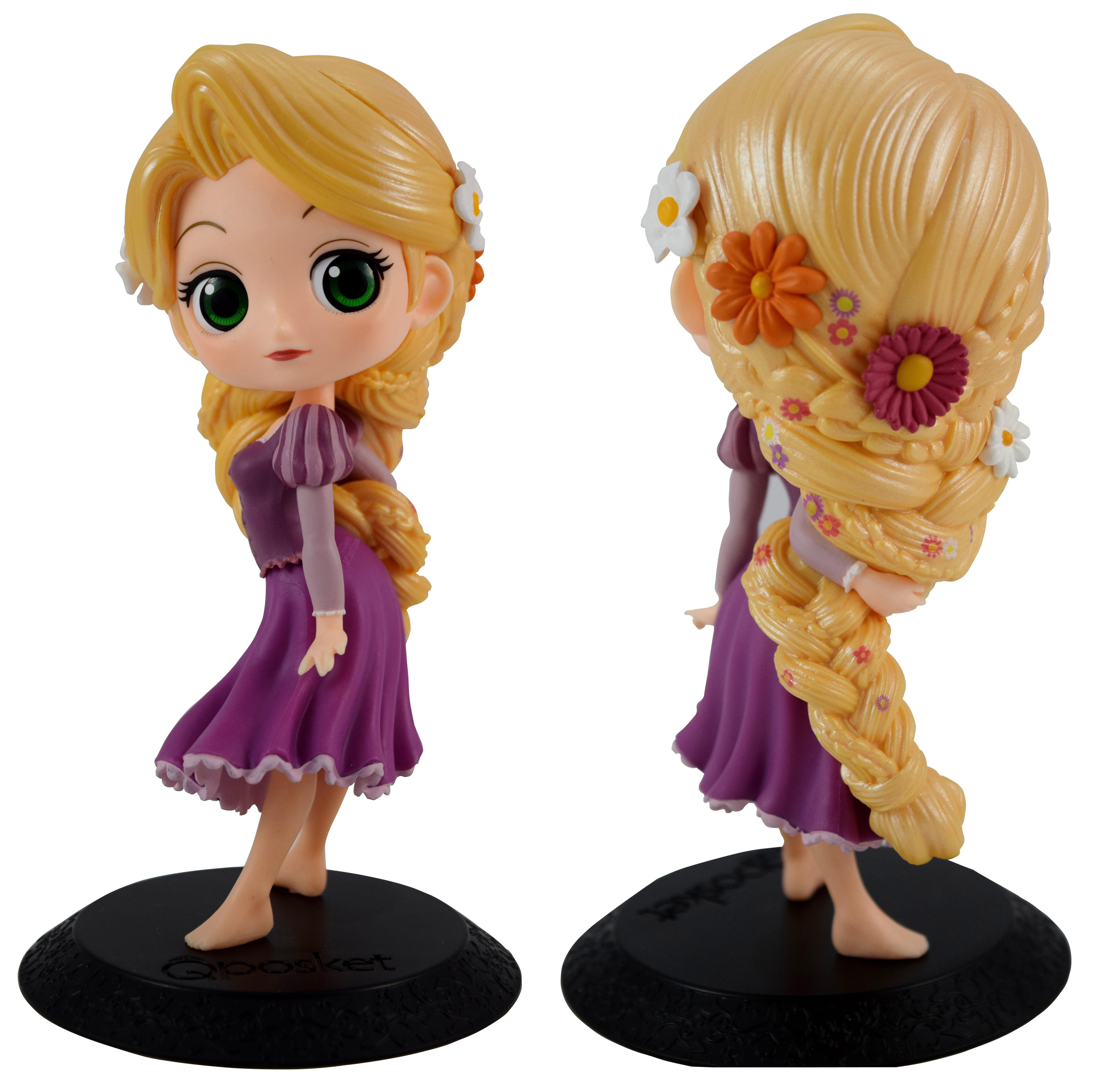 Фигурка Q Posket Disney Character: Rapunzel A Normal Color