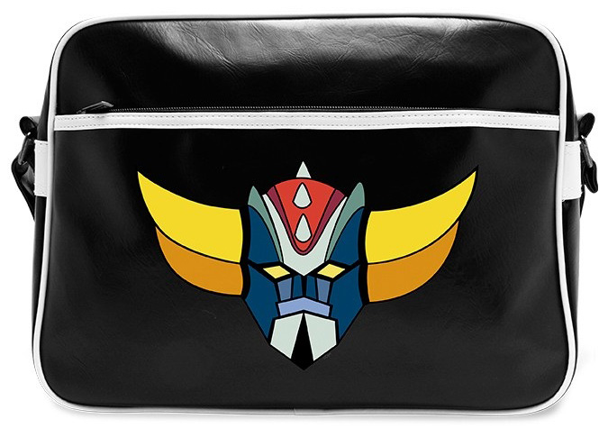 Сумка Grendizer: Grendizer`s Head Messenger Bag