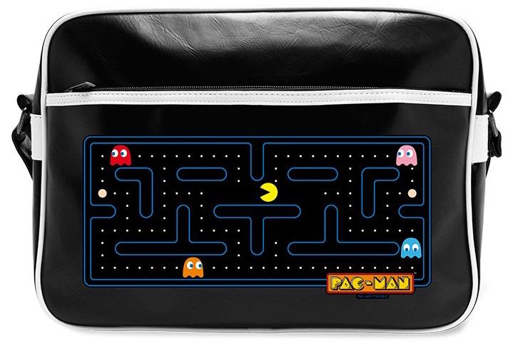 Сумка Pac Man: Labyrinth Messenger Bag