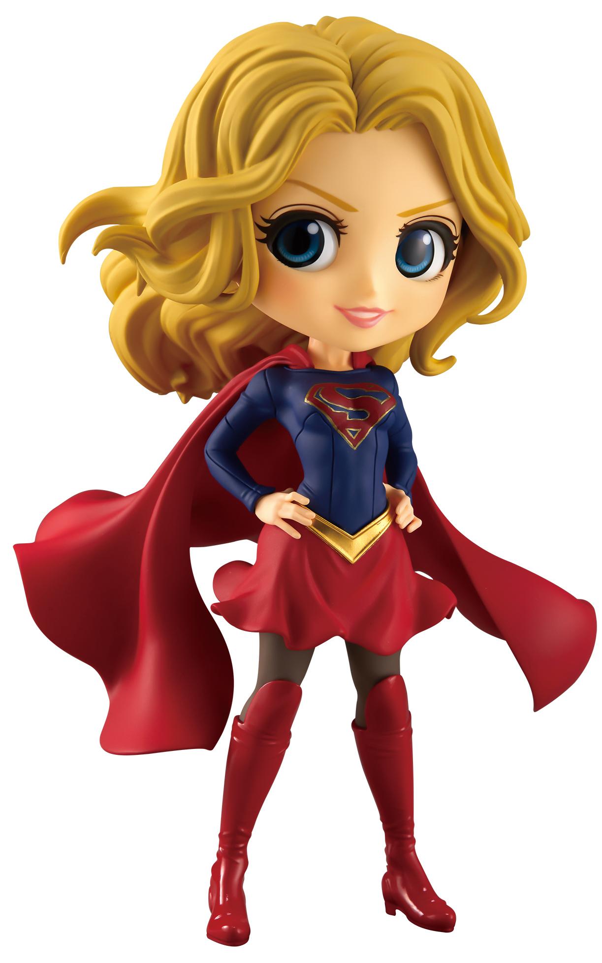 Фигурка Q Posket DC Comics: Supergirl A Normal Color фигурка banpresto dc comics catwoman 82748