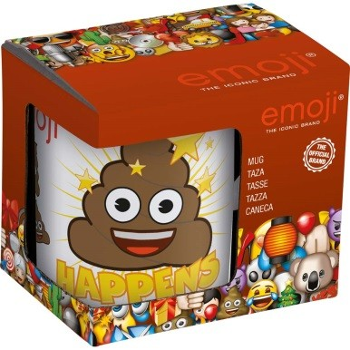 Кружка Emoji: Poo