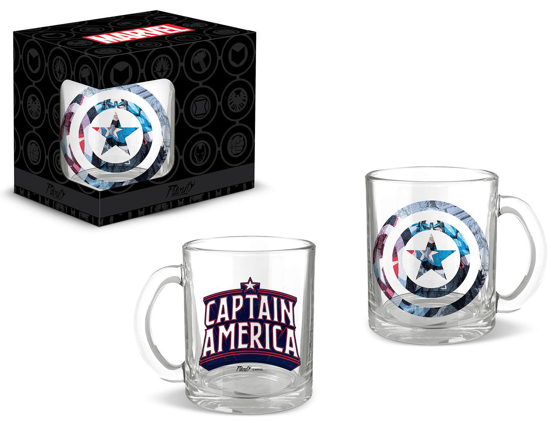 Кружка Marvel: Captain America
