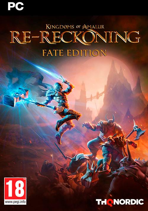 Kingdoms of Amalur: Re-Reckoning. FATE Edition [PC, Цифровая версия] (Цифровая версия)