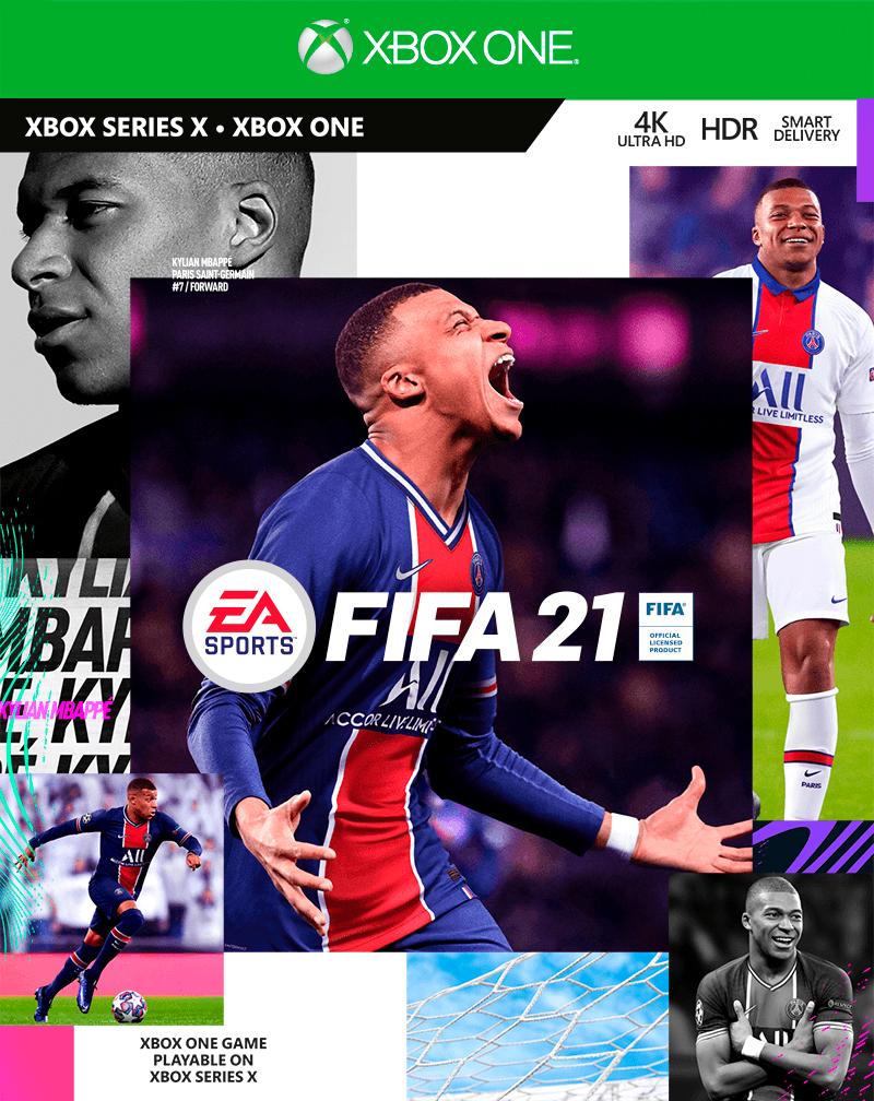 FIFA 21 [Xbox, Цифровая версия] (Цифровая версия) недорого