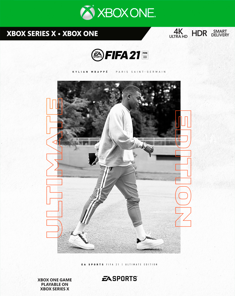 FIFA 21. Ultimate Edition [Xbox, Цифровая версия] (Цифровая версия) недорого