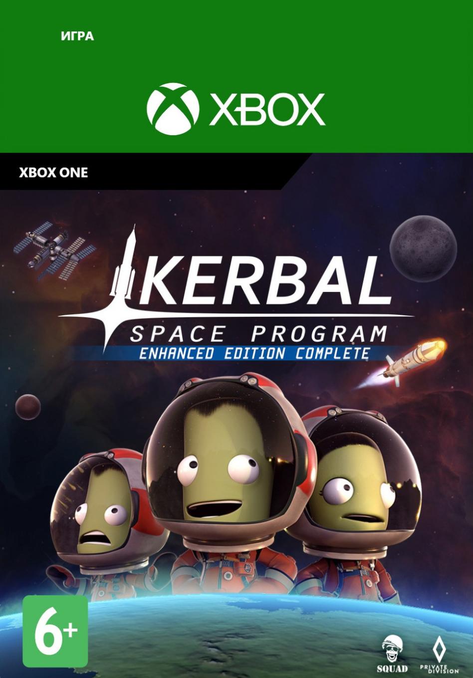 Kerbal Space Program. Complete Enhanced Edition [Xbox One, Цифровая версия] (Цифровая версия)