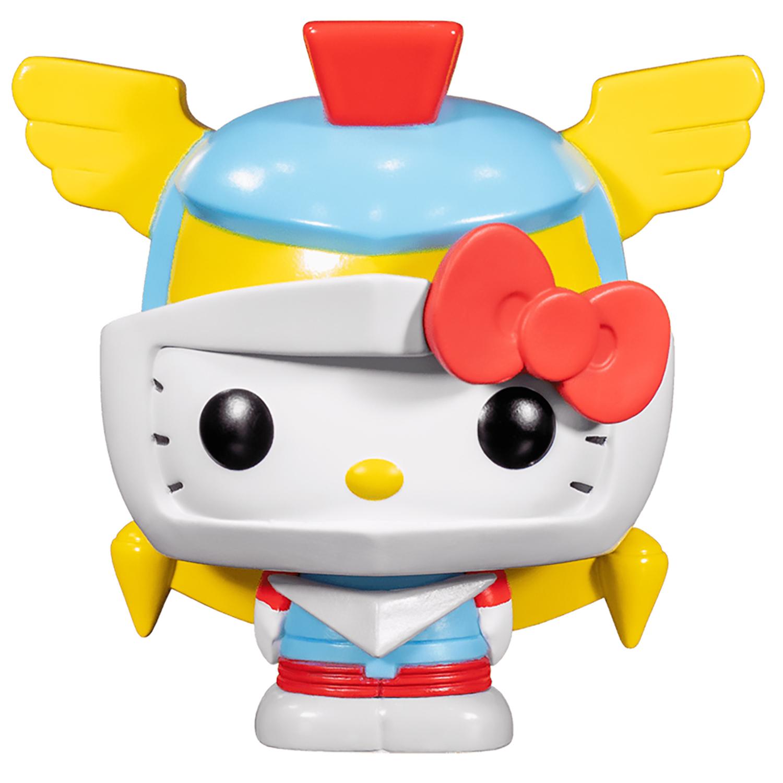Фигурка Funko POP: Hello Kitty – Hello Kitty Robot Exclusive (9,5 см)