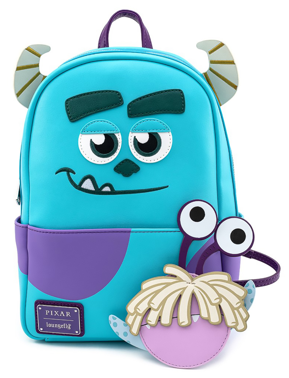 Рюкзак Disney Monsters Inc: Sully With Boo Coin Pouch Mini