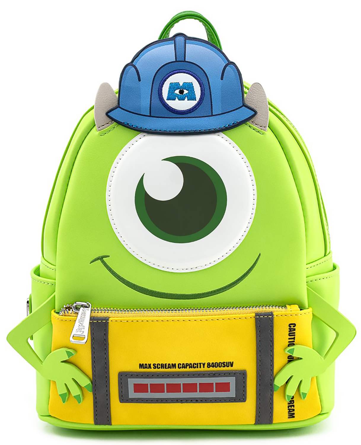 mike monsters Рюкзак Disney Monsters Inc: Mike Wazowski Scare Can Cosplay Mini