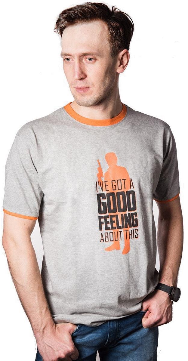 Футболка Star Wars: Good Feeling
