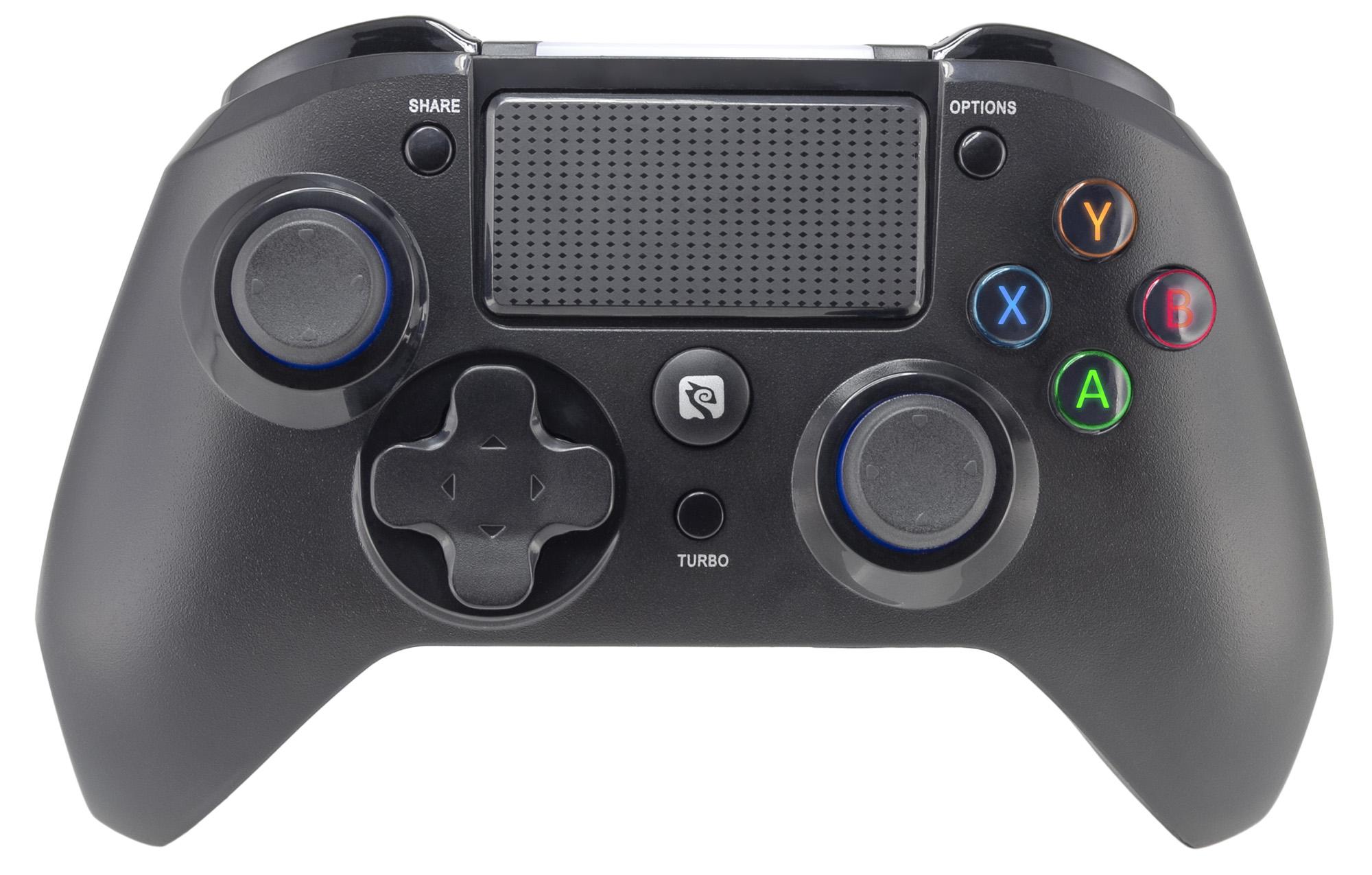 Геймпад Artplays X4 Bluetooth для PS4 (P4J-387b) недорого
