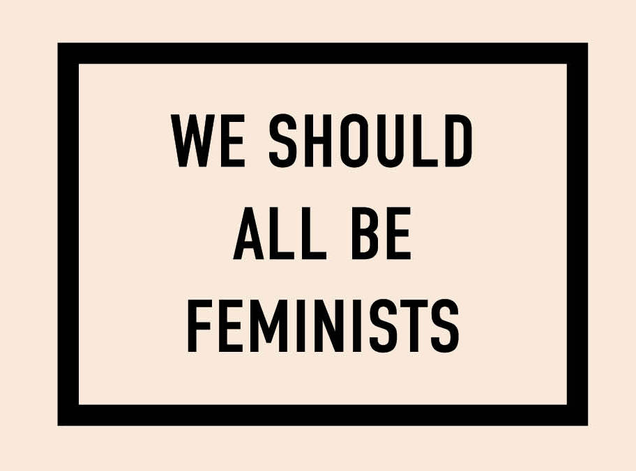Кардхолдер We Should All Be Feminists