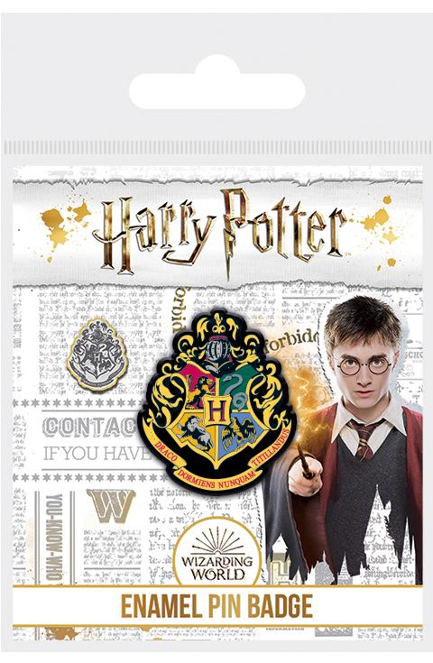 Значок Harry Potter: Hogwarts Enamel Pin недорого