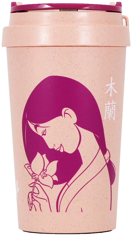 Кружка-термос Mulan: Strength & Spirit Eco