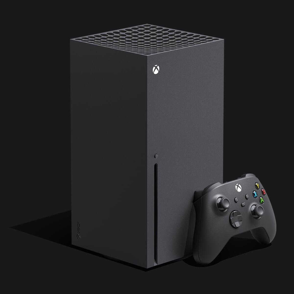 Игровая консоль Xbox Series X (1TB).