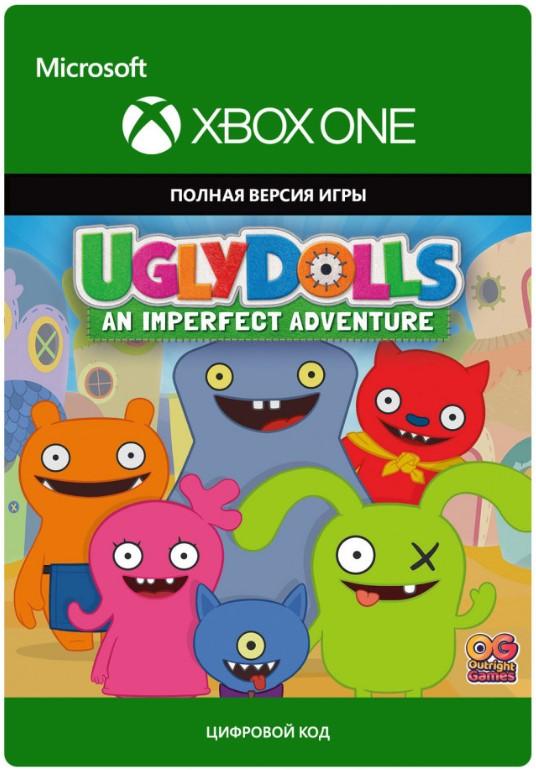 Фото - UglyDolls: An Imperfect Adventure [Xbox One, Цифровая версия] (Цифровая версия) uglydolls an imperfect adventure [xbox one цифровая версия] цифровая версия