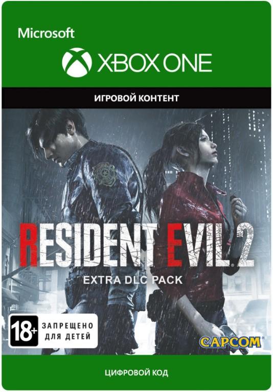 Resident Evil 2. Extra DLC Pack. Дополнение [Xbox One, Цифровая версия] (Цифровая версия) anthem 1050 осколков shards pack [xbox one цифровая версия] цифровая версия