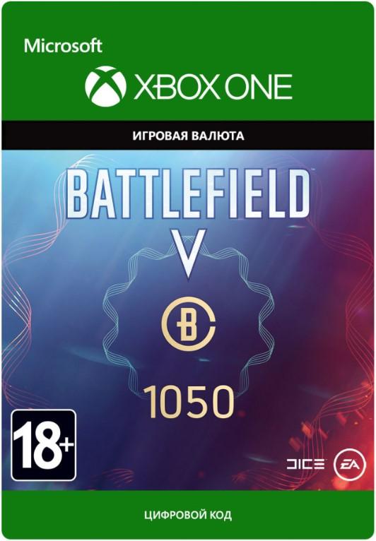Battlefield V. Battlefield Currency 1050 [Xbox One, Цифровая версия] (Цифровая версия) anthem 1050 осколков shards pack [xbox one цифровая версия] цифровая версия