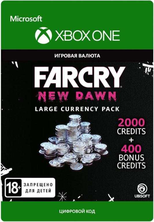 Far Cry: New Dawn. Credit Pack Large [Xbox One, Цифровая версия] (Цифровая версия)