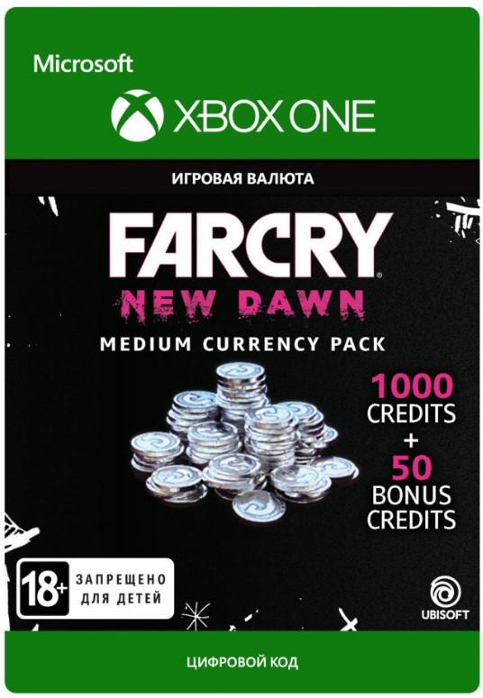 Far Cry: New Dawn. Credit Pack Medium [Xbox One, Цифровая версия] (Цифровая версия) anthem 1050 осколков shards pack [xbox one цифровая версия] цифровая версия