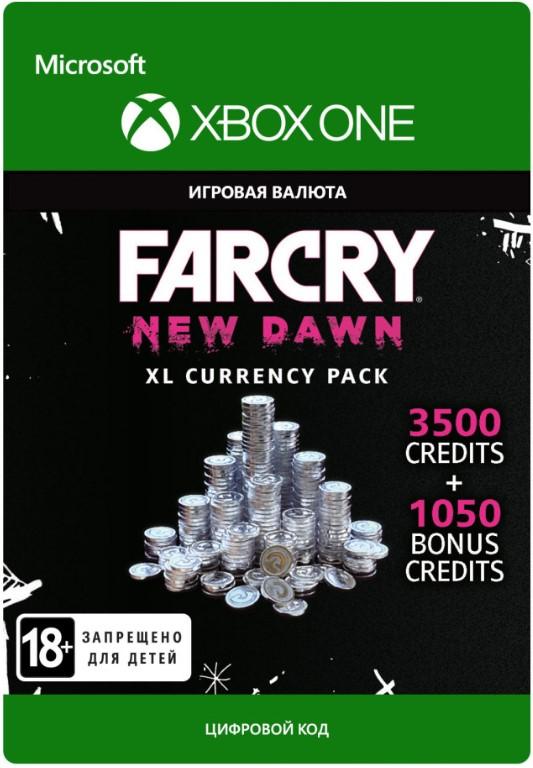 Far Cry: New Dawn. Credit Pack XL [Xbox One, Цифровая версия] (Цифровая версия) anthem 1050 осколков shards pack [xbox one цифровая версия] цифровая версия