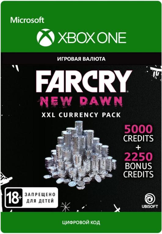 Far Cry: New Dawn. Credit Pack XXL [Xbox One, Цифровая версия] (Цифровая версия) anthem 1050 осколков shards pack [xbox one цифровая версия] цифровая версия