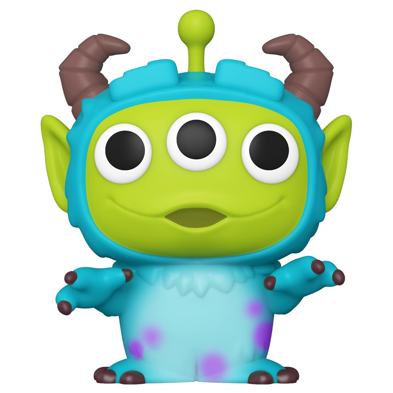 Фигурка Funko POP Disney Pixar: Alien Remix – Sulley (9,5 см) фигурка funko pop movies alien covenant – david 9 5 см