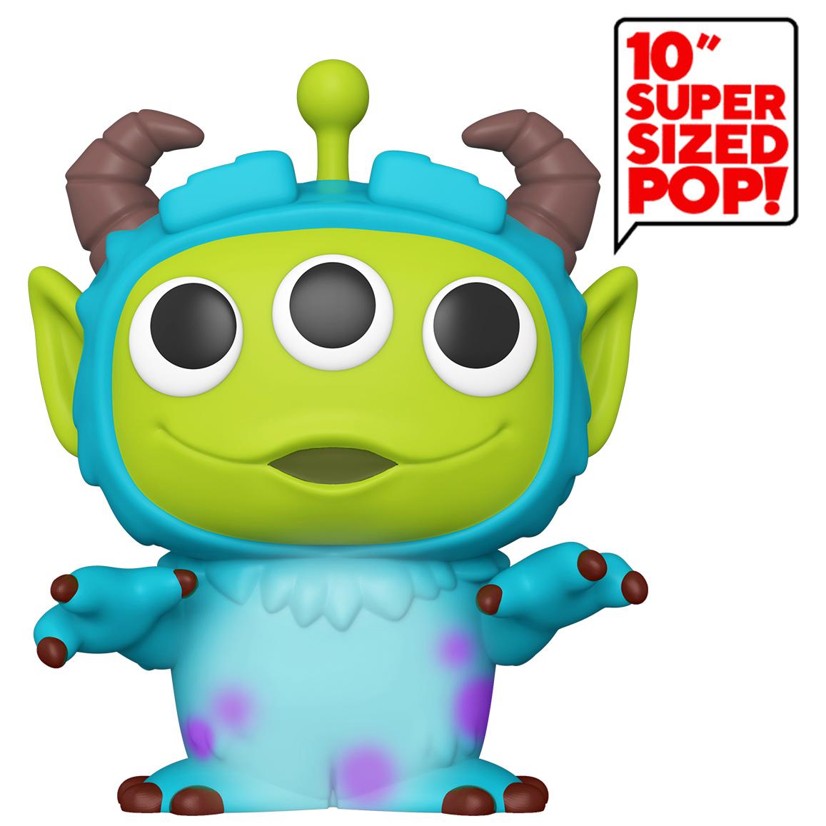Фигурка Funko POP Disney Pixar: Alien Remix – Sulley (25 см) фигурка funko pop movies alien covenant – david 9 5 см