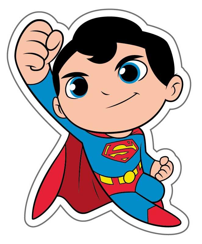 Фото - Наклейка-патч для одежды DC Super Friends: Супермен 1 наклейка патч для одежды энчантималс фелисити 1