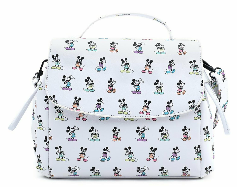 Сумка Disney: Mickey Mouse – Pastel Aop Poses напиток безалкогольный disney mickey mouse с виноградным соком 0 75 л