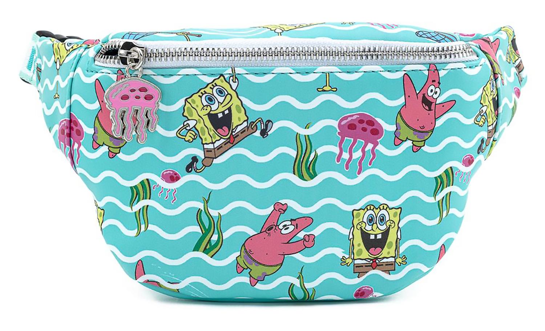 Сумка Spongebob: Jelly Fishing фигурка alpha toys spongebob губка боб насмешливый eu691005