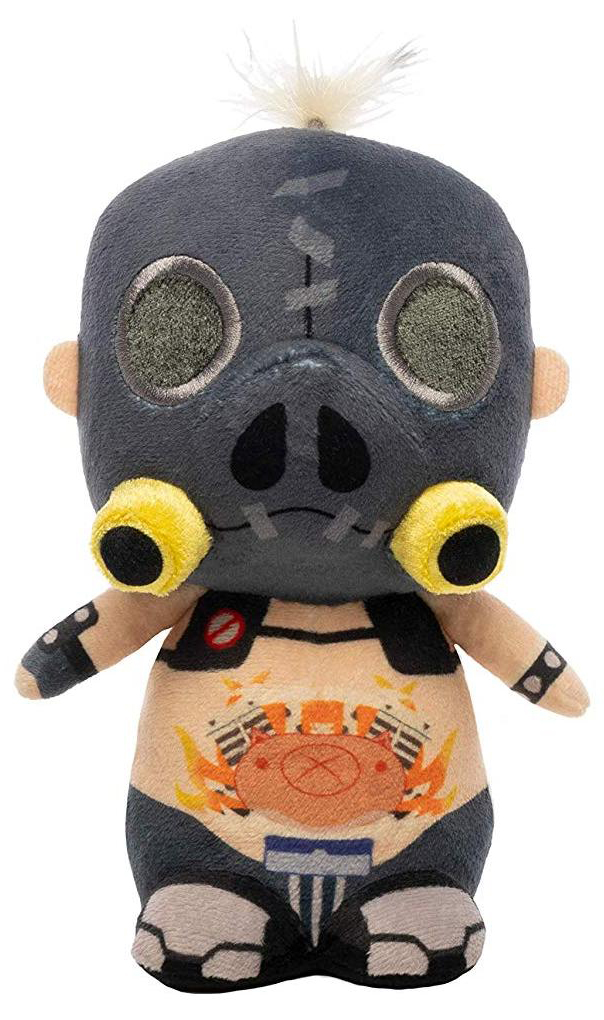 Мягкая игрушка Funko POP Plush: Overwatch – Roadhog