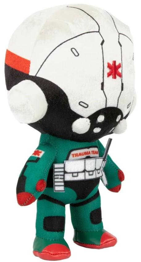 Мягкая игрушка Cyberpunk 2077: M8Z Trauma Team Security Specialist