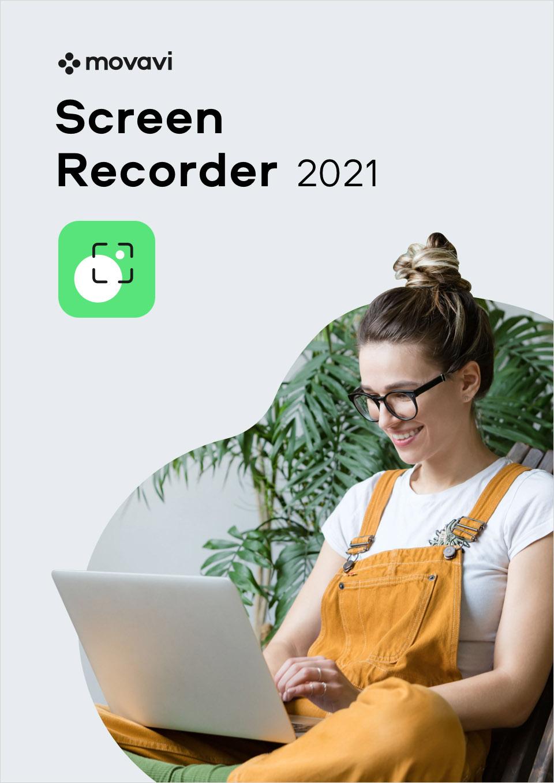 Movavi Screen Recorder 2021. Персональная лицензия [MAC, Цифровая версия] (Цифровая версия)