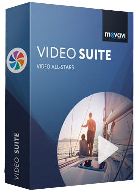 Movavi Video Suite 2021. Бизнес-лицензия [PC, Цифровая версия] (Цифровая версия)