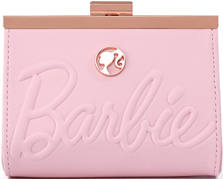 Кошелёк Barbie: Rose Gold Kisslock