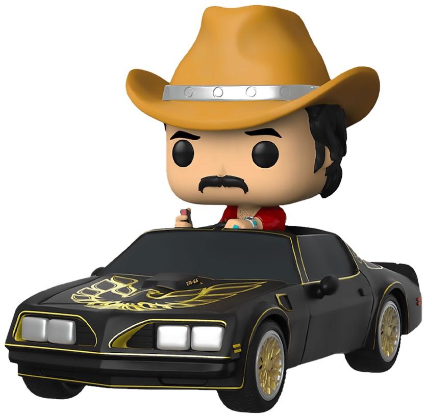 Фигурка Funko POP: Smokey & The Bandit – Bandit Rides (9,5 см) фигурка funko pop rides speed racer спиди на машине 45098