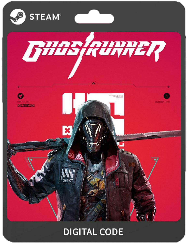GhostRunner [PC, Цифровая версия] (Цифровая версия)