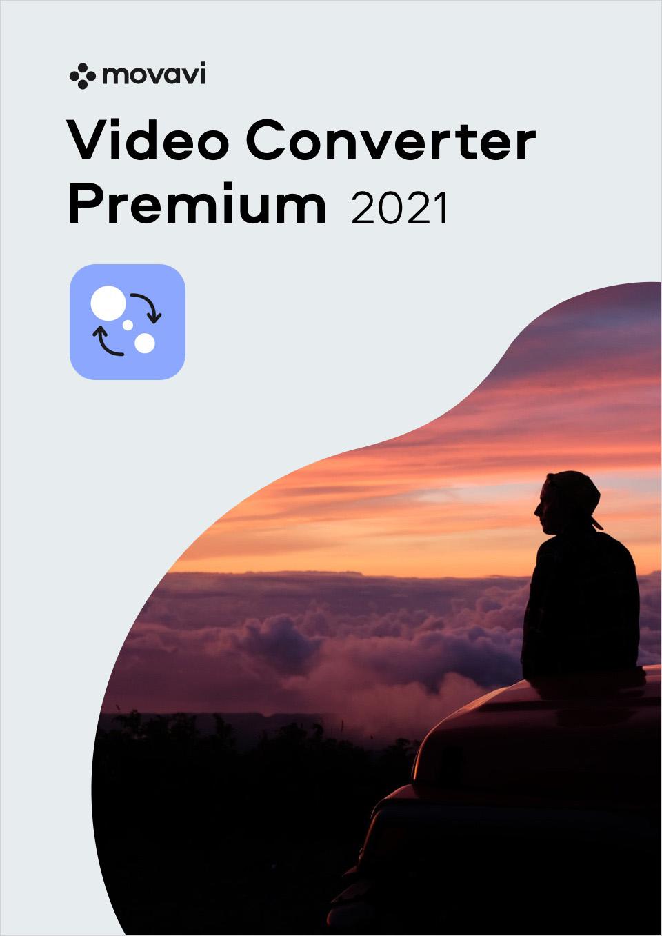 Movavi Конвертер Видео Премиум 2021. Бизнес лицензия [PC, Цифровая версия] (Цифровая версия)