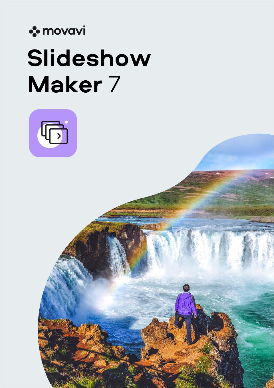 Movavi СлайдШОУ 7. Бизнес-лицензия [MAC, Цифровая версия] (Цифровая версия)