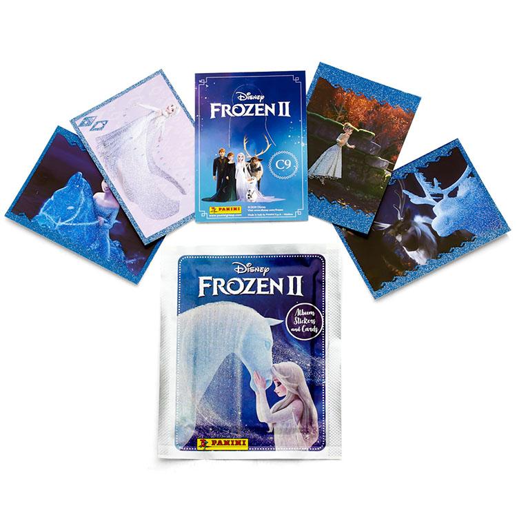 Набор наклеек Холодное сердце 2: Crystal Edition