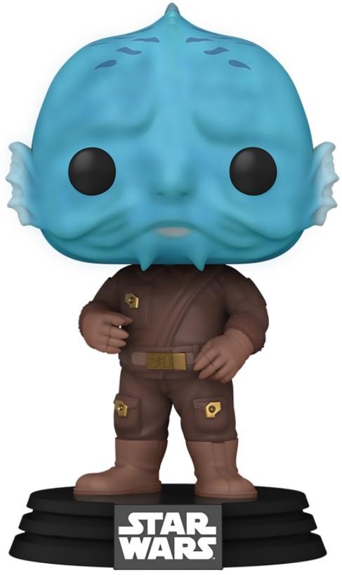 Фигурка Funko POP: Star Wars The Mandalorian – The Mythrol Bobble-Head (9,5 см) недорого