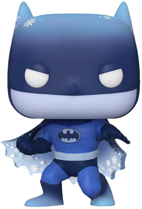 tori phillips silent knight Фигурка Funko POP Holiday: DC Super Heroes – Silent Knight Batman Exclusive (9,5 см)