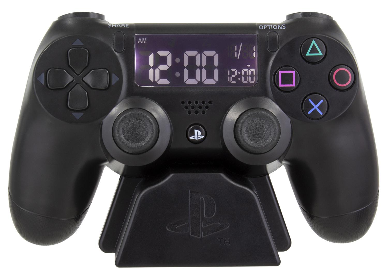 Часы-будильник Playstation