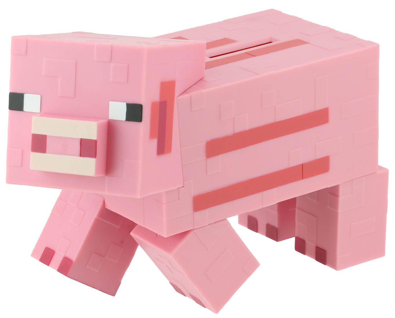 Копилка Minecraft Pig