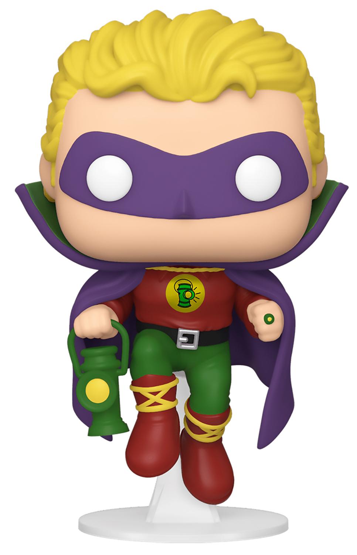 Фигурка Funko POP Heroes: DC Comics – Green Lantern Exclusive (9,5 см) фигурка banpresto dc comics catwoman 82748